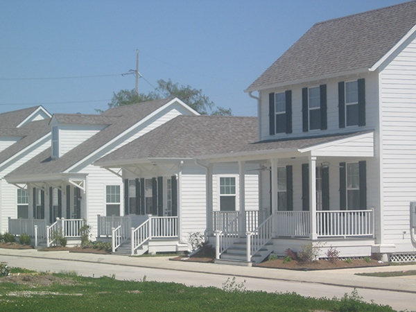 Fema Katrina Cottages Louisiana On The National Design