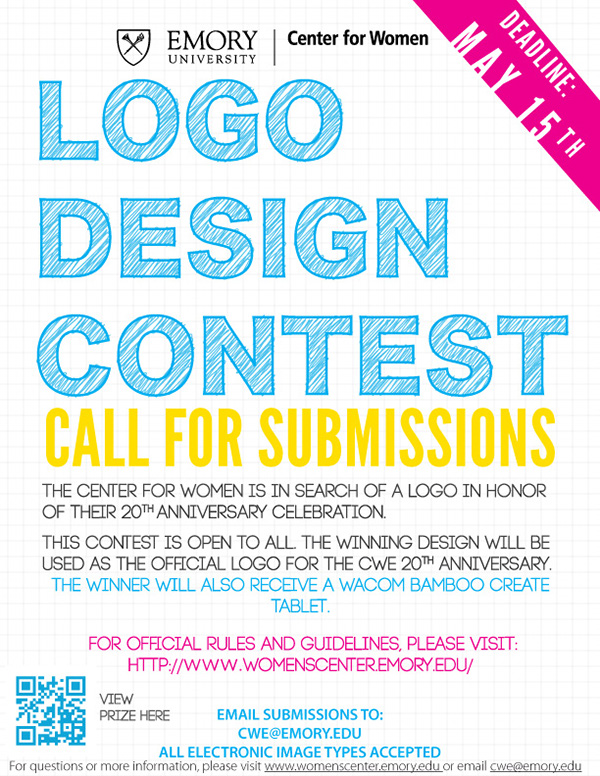 Logo Design Contest Center For Women On Behance: logo design competitions