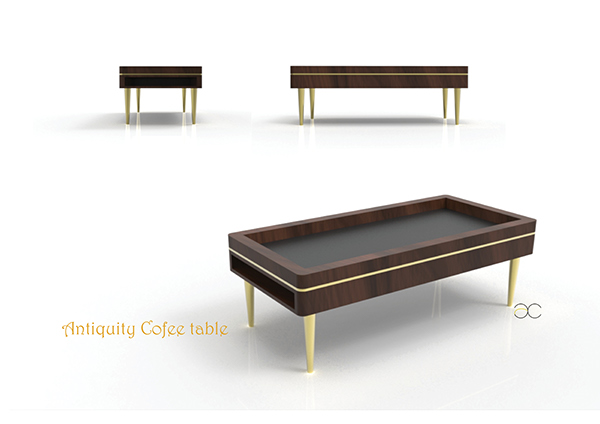 The furniture pieces reflect the essence and class of antique and vintage  through their colour and form ands speaks the language of modern and  contemporary ... - Antiquity Furniture Fables On Student Show