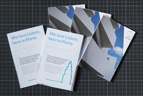 Architecture Promotion presentation flyer