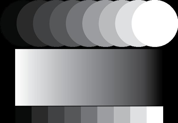 Grayscale Graphic Design