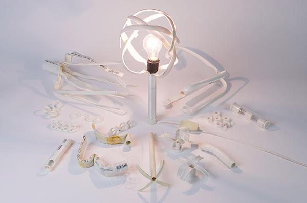 Pvc pipe lamp on risd portfolios for Pipe lamp plans