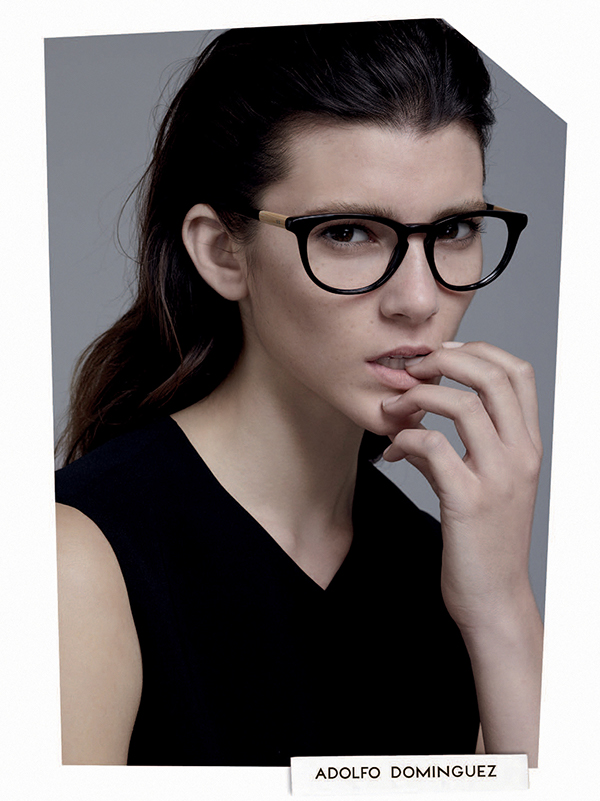 Adolfo dominguez eyewear on behance for Adolfo dominguez serrano 96