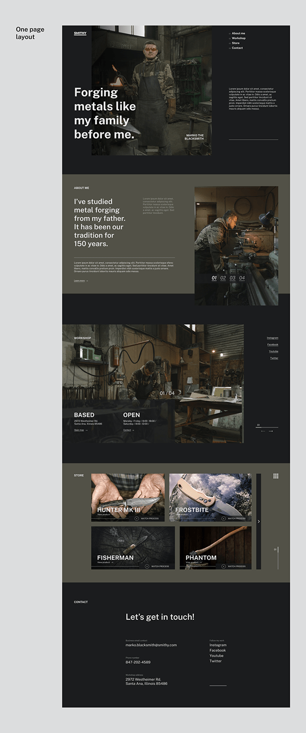 SMITHY - Blacksmith Web UI