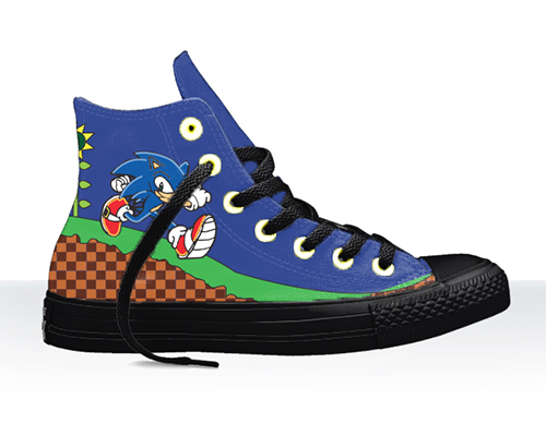 4bc6ddccc5a3 SONIC CONVERSE DESIGN - TAFE ASSIGNMENT on Behance