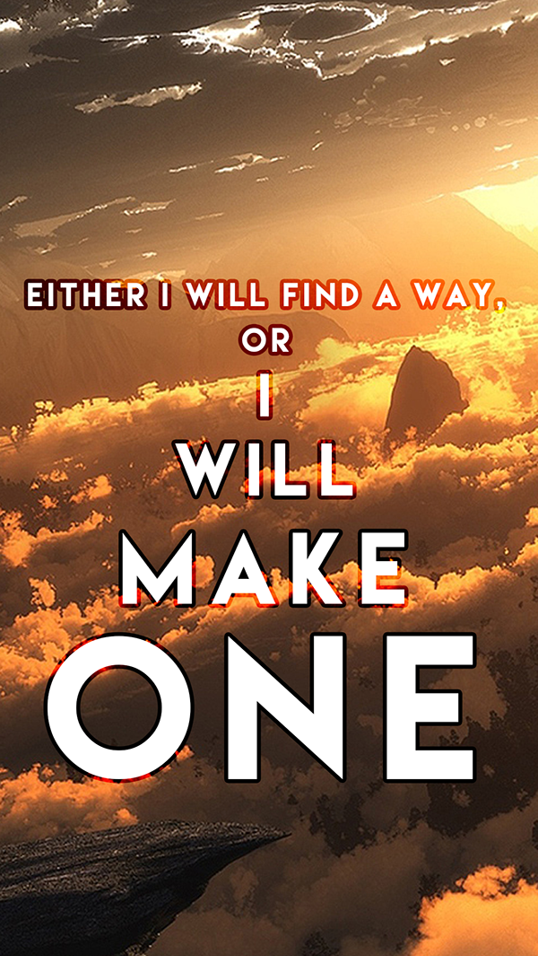 Motivational Iphone Wallpapers On Behance