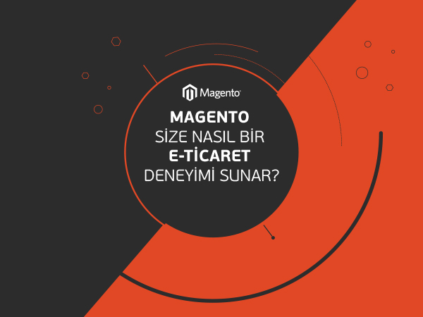 magento Mageist video e-commercial red black infographic