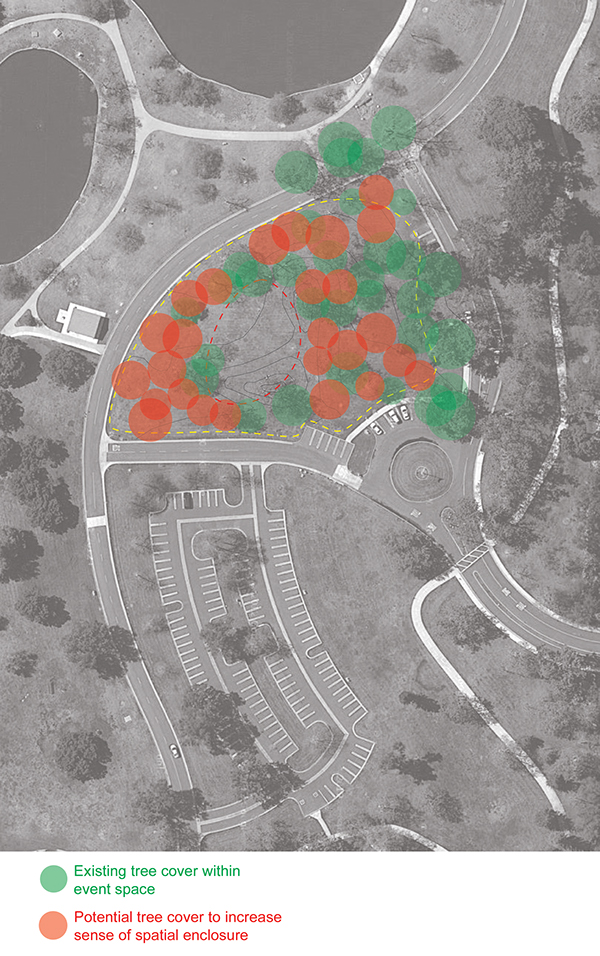 Orange county crime victims 39 memorial tl studio on risd for Orange county landscape design