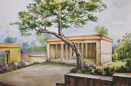 Sooryadeva,canvas Painting,kerala Mural Painting,mural Painting ,soorya  Deva Paintings,traditional Art Kerala,vipin Iritty  ,vipiart@gmail.com,9400661412 ...