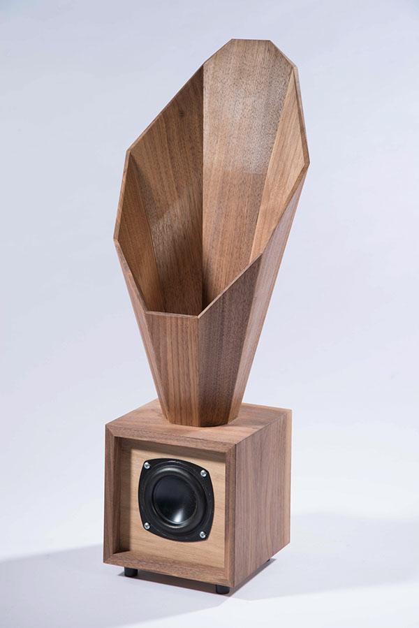 Desktop Horn Speaker On Behance