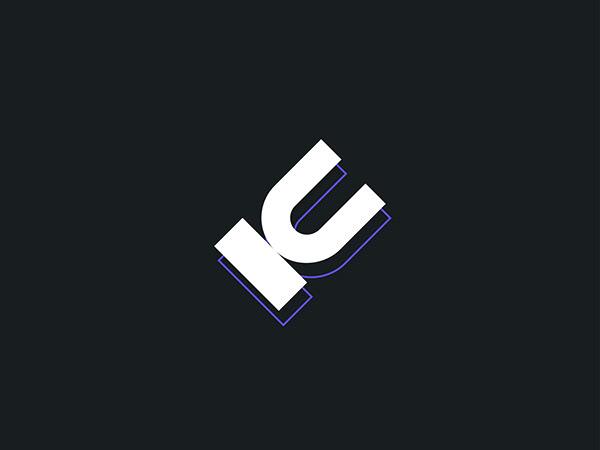 KU monogram