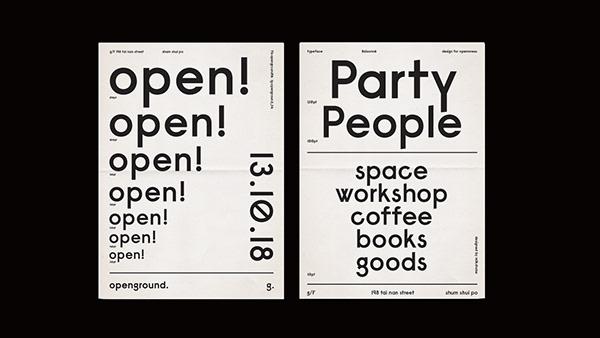 openground - Opening!