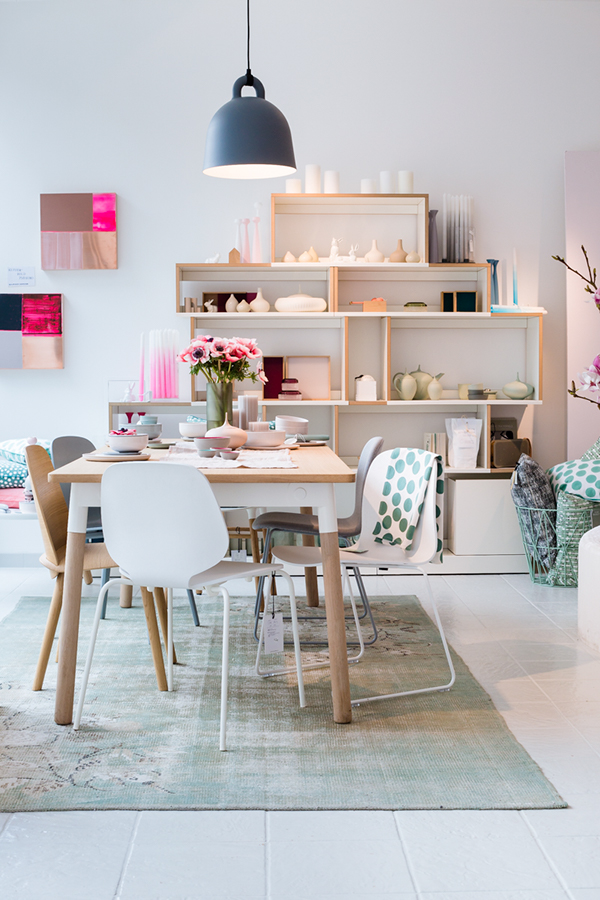 Room To Dream Interior Shop Ii Spring Styling On Behance