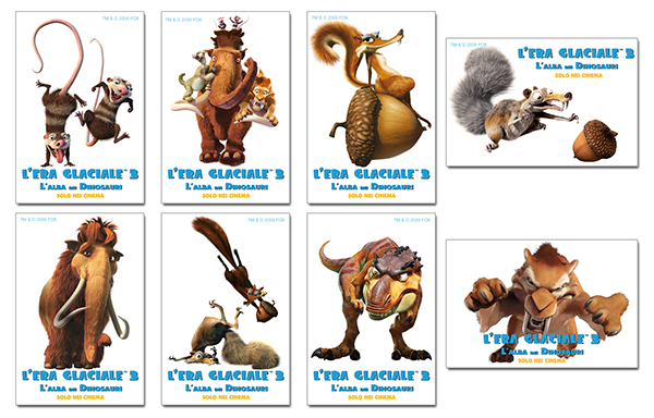 ICE AGE 3 gadgets for MR DAY on Behance