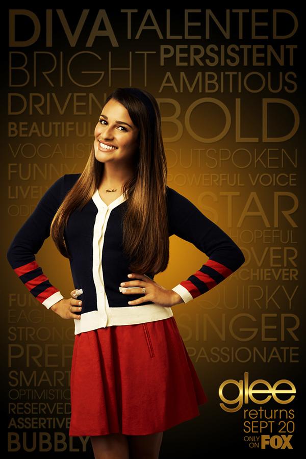 FOX Glee lea michele harry shum mike chang Rachel Berry fox tv Fox Broadcasting entertainment design Entertainment Television series tv television