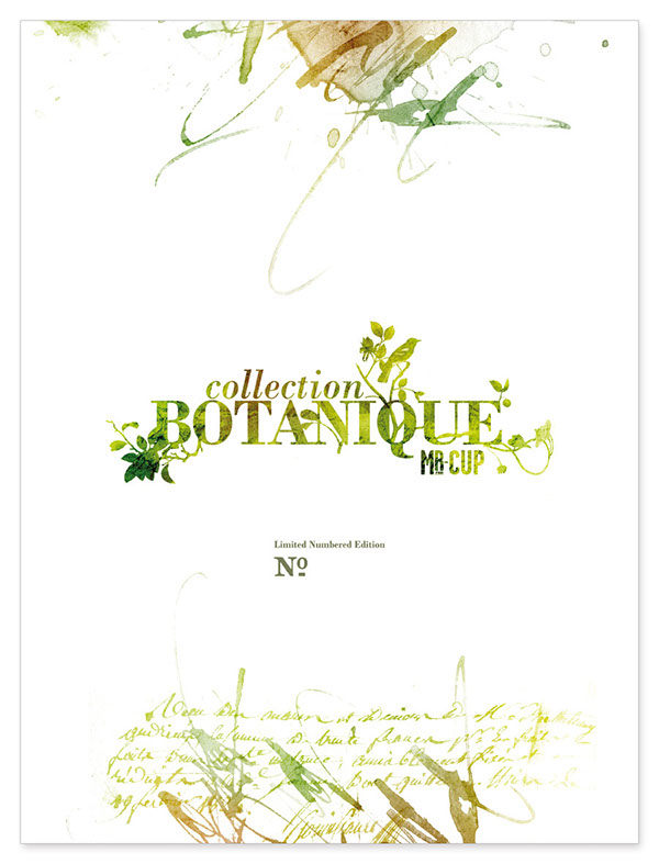botanique collection limited edition posters on behance. Black Bedroom Furniture Sets. Home Design Ideas