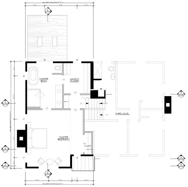 Split Level Addition Project On Philau Portfolios