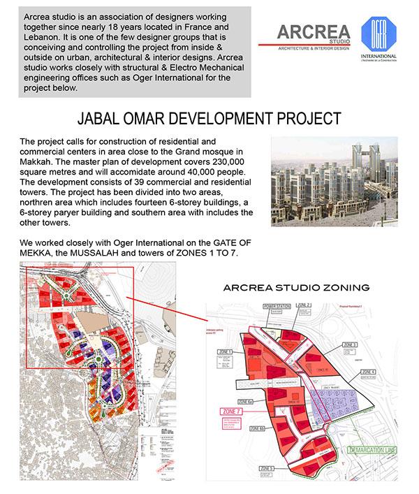 JABAL OMAR DEVELOPMENT PROJECT - Makkah on Behance