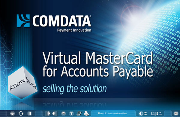 Virtual MasterCard eLearning Course on Behance