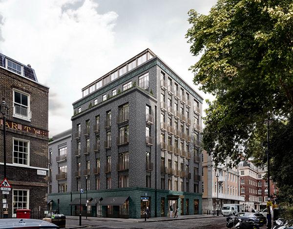 27 Soho Square, London
