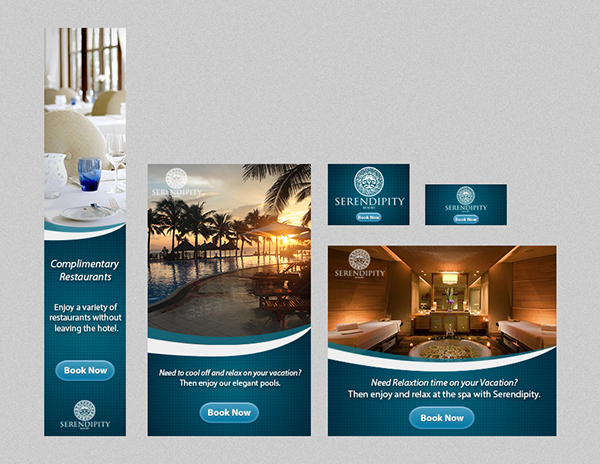 Web Banner Ads on Behance