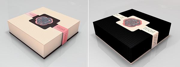 The marmara chocolate for Box design hotel