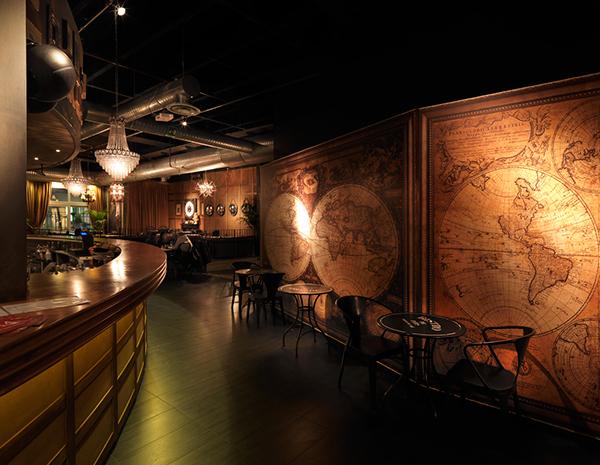 Sagamor lounge bar & restaurant by Andrea Langh 88dd060cf77268e6b9f20b08bfe6dc33
