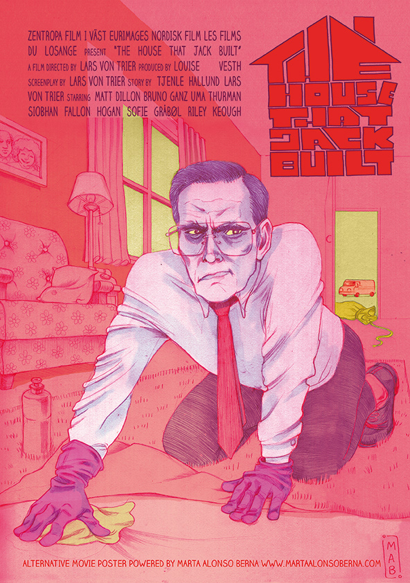 The house that Jack built on Behance