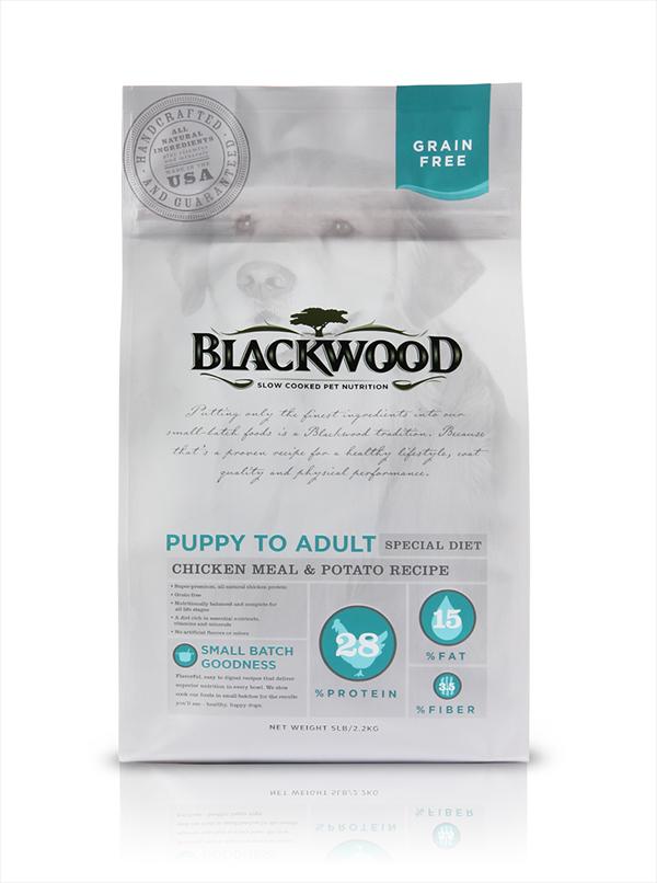 Blackwood Dog Food On Behance