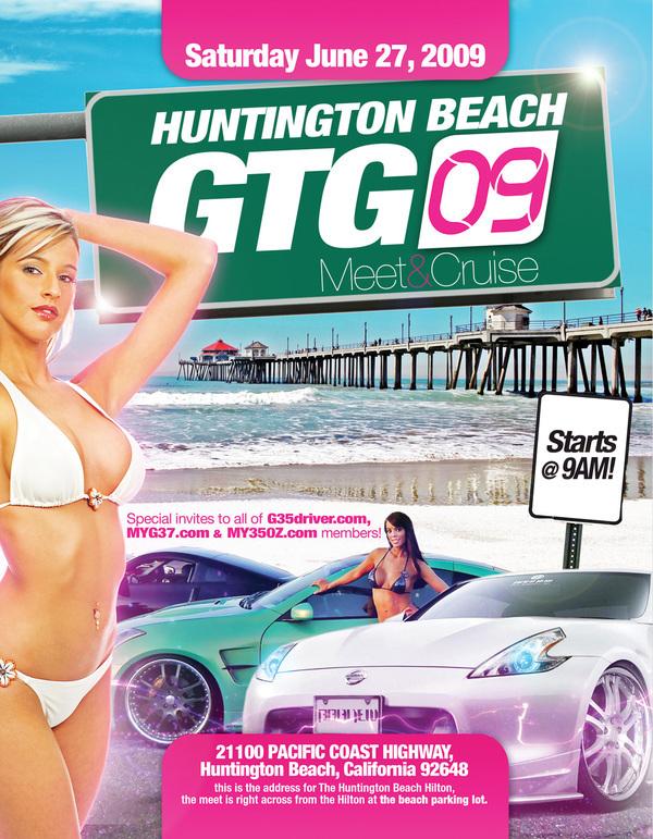 Car Show Flyers Templates Car Show Flyer on Behance