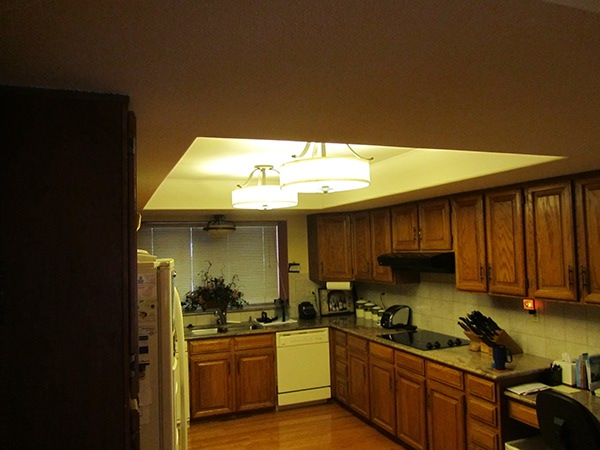 Update Kitchen Lighting