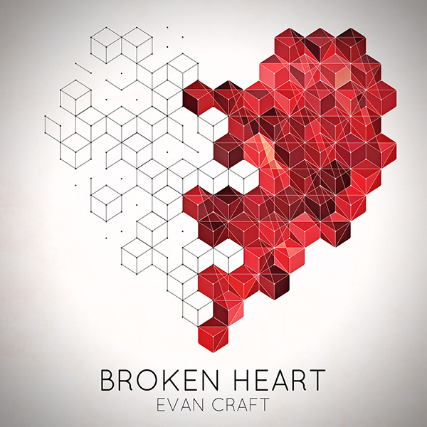 broken heart on behance