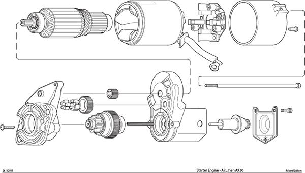 technical illustration on behance