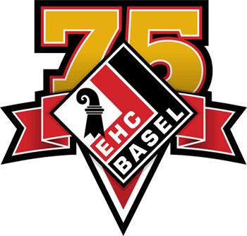 logo ehc basel celebration on behance
