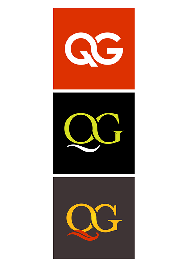 Re-designing of the QG Saatchi & Saatchi logo on Behance
