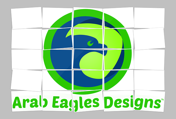 Arab Eagles Designs | Logo on Behance