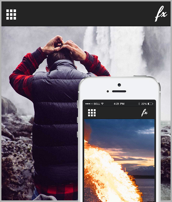 Photofx adobe muse photography website template on behance click here to preview the live muse website maxwellsz