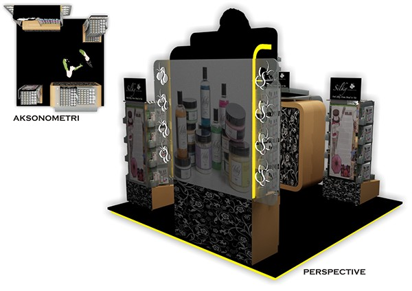 promo booth design