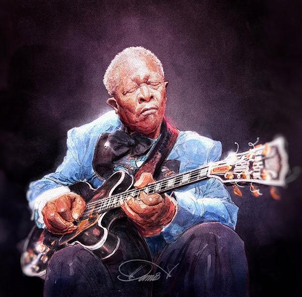 Music Legends Illustrated