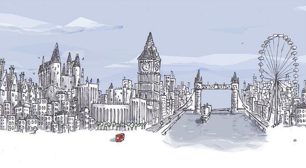 London Limerick New York On Behance