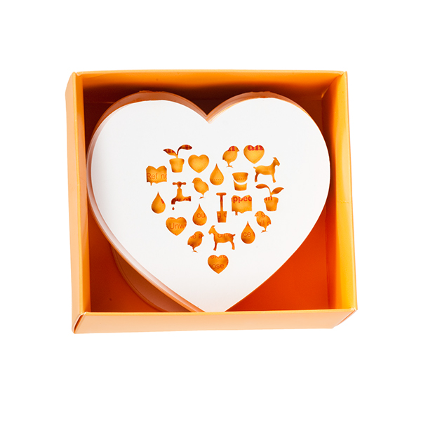 Oxfam Unwrapped wedding card range on Behance