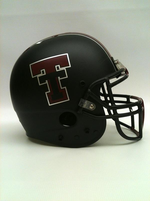 tualatin hs helmet re design on behance. Black Bedroom Furniture Sets. Home Design Ideas