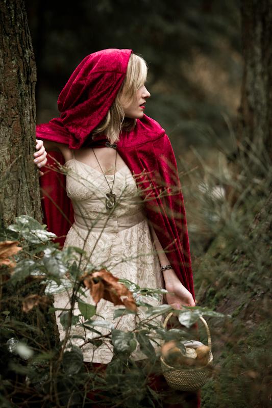 Little red a lesbian fairy tale
