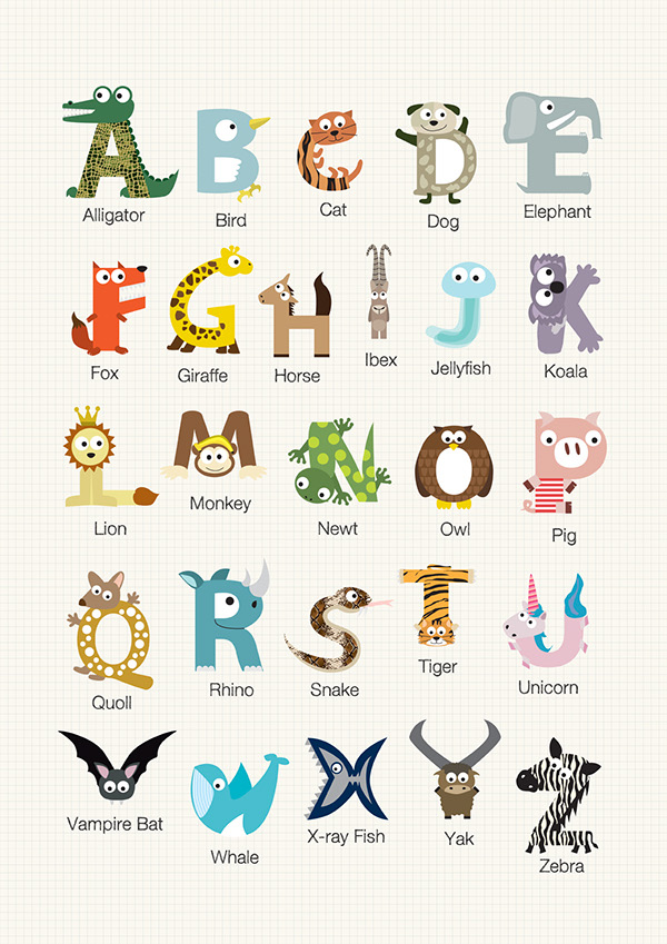 Animal Name That Begins With Letter X