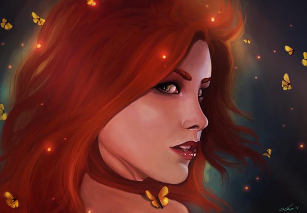 Ariel on Behance