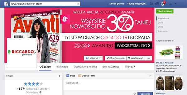 avanti poland Sebastian Sokolowski AMP Media riccardo e-mailing discount