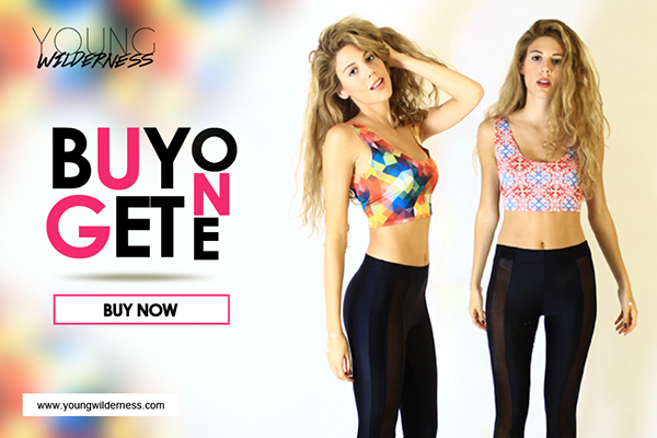 creative fashion banners for web site on behance