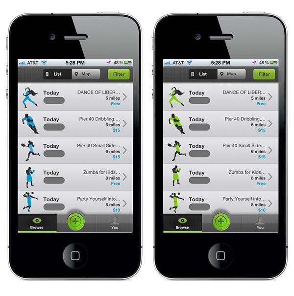 vector sport app