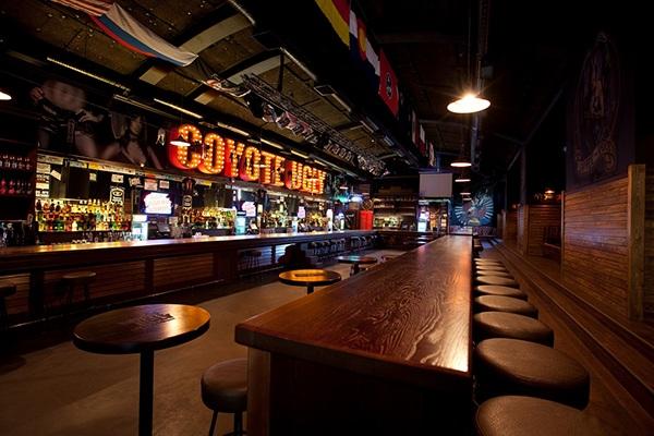 Bar Coyote Ugly On Behance