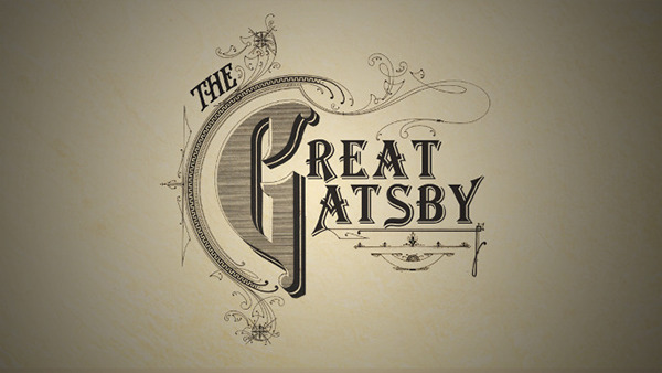 The Great Gatsby Opening Titles On Behance